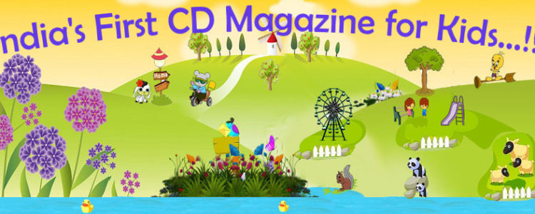 Children's CD magazine