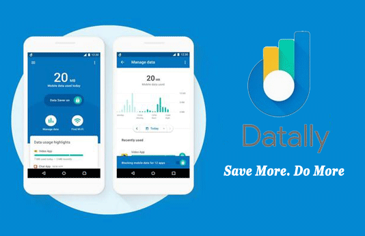 Datally, Google Datally, Mobile Data Usage, control mobile data , monitor website Mobbile Data, android app, android app for mobile data usage control